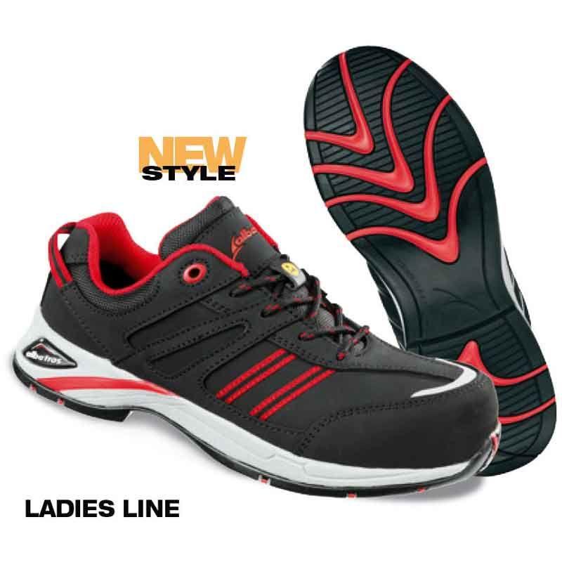 online store e62df e5ddf Albatros Sicherheitsschuhe JAZZ WNS LOW S3 ESD - Damen - Ladies-Line